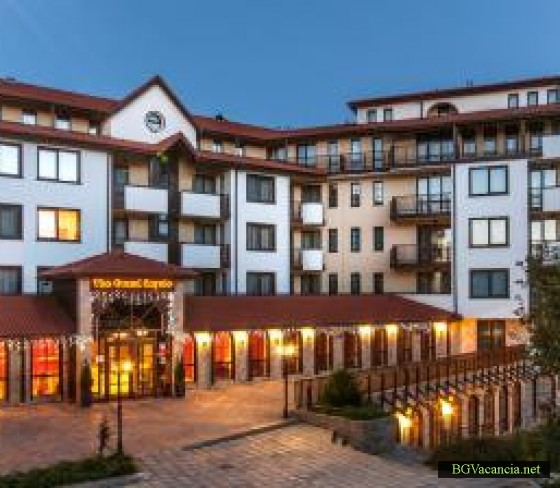 The Grand Royale Apartment Complex & SPA